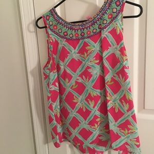 Lilly Pulitzer Top medium
